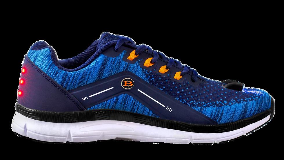 High Beam-Night Runner Shoes (Blue) Side1-Mens
