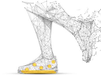 Footwear that Monitors vitals