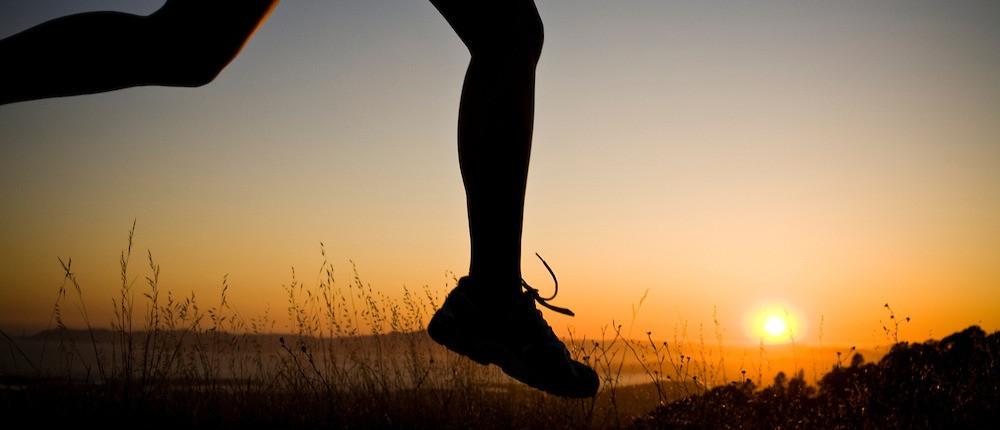 Running in the night-blog