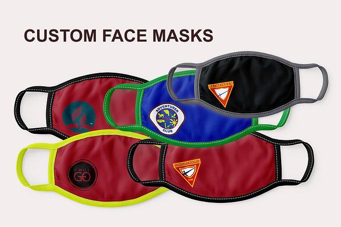 Cotton-Washable Face Masks (2pk)