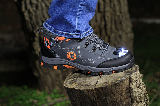 High-Beam-Mens-Hiking-Boot-Grey-Headlight