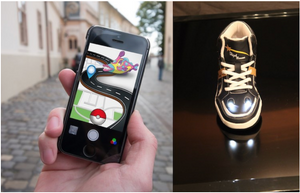 High Beam Pokemon go shoes