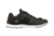 Women's LED Running Shoe-Side View 1-Blk.png