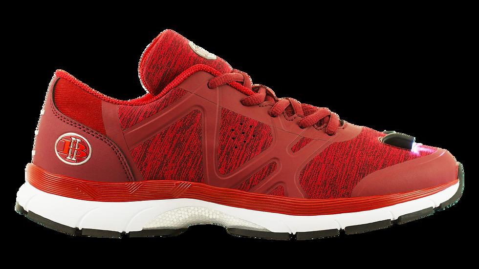 Women's Led Run/Walk Comfort (Red)