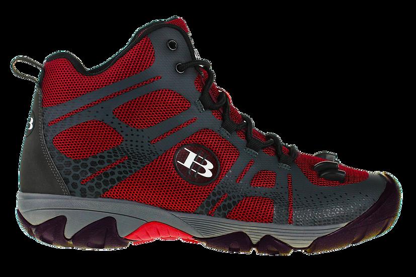 High Beam LED Light Hiking Boot (Red)
