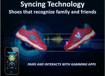 SMART SHOE TECHNOLOGY