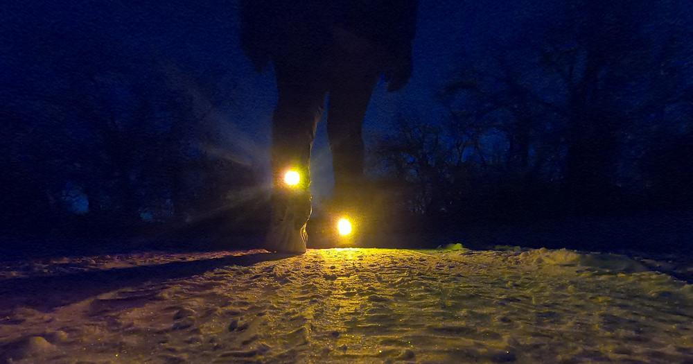 Night Runner Safety Lights