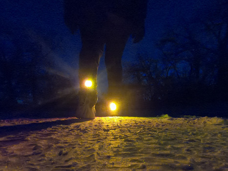 Light For Runners