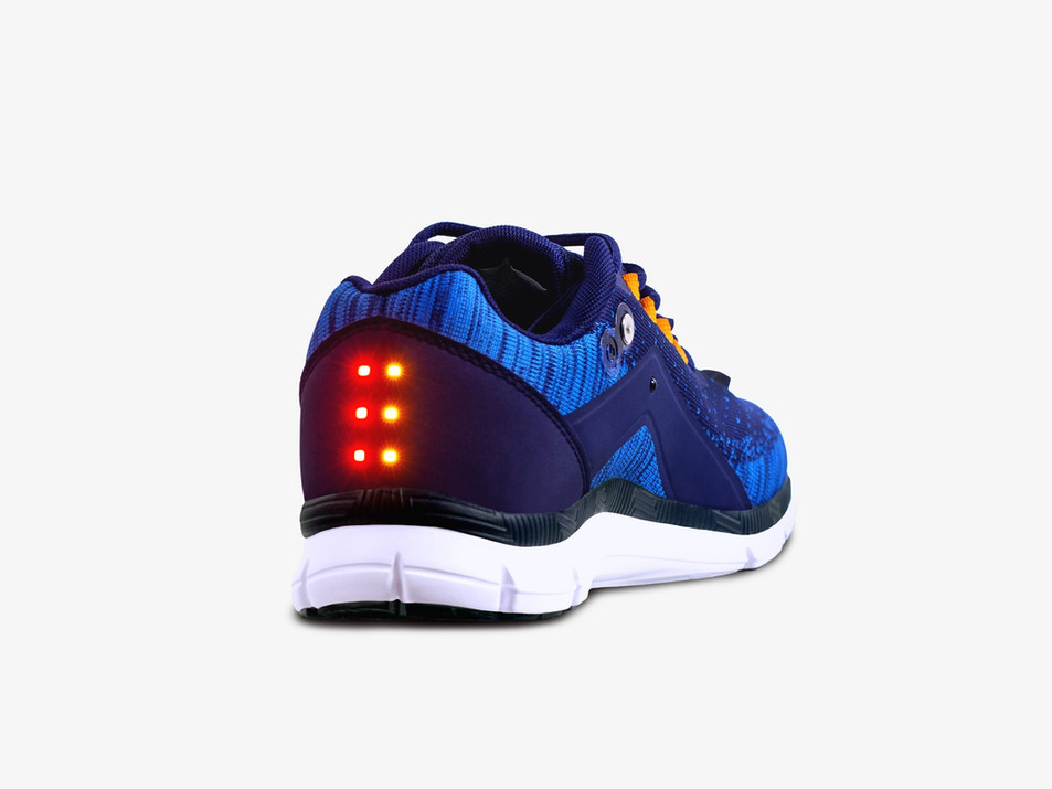 Mens High Beam Night Runner Lights