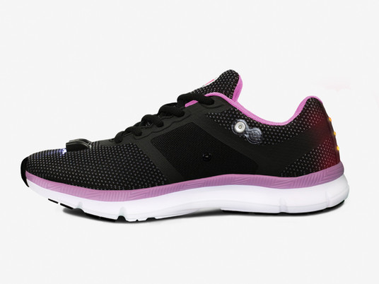 Women's Night Runner Shoes-Side View-2