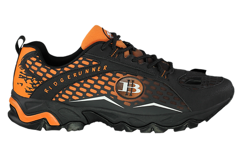 Men's Ridge Runner LED Hiking Shoes (Orange)