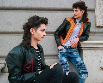 Peiteado Twins