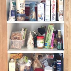 Deep Pantry Before Organizing