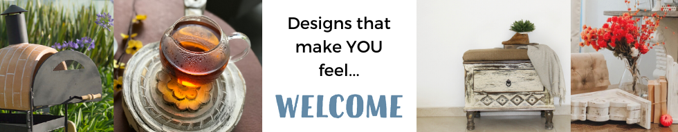 Designs that make you feel Welcome