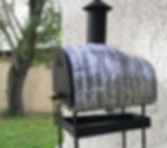 Clay pizza Oven Gray.jpg