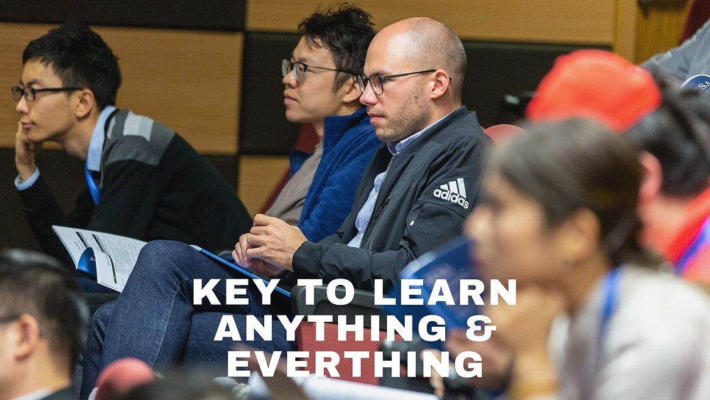 Learn anything and everything