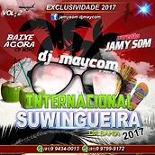 suwingueira internacional 2 dj maycom vo