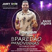 capa_cd_paredão_das_novinhas_2019_dj_may