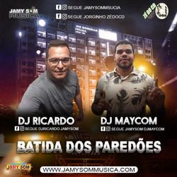 CD BATIDA DOS PAREDOES 2 DJS
