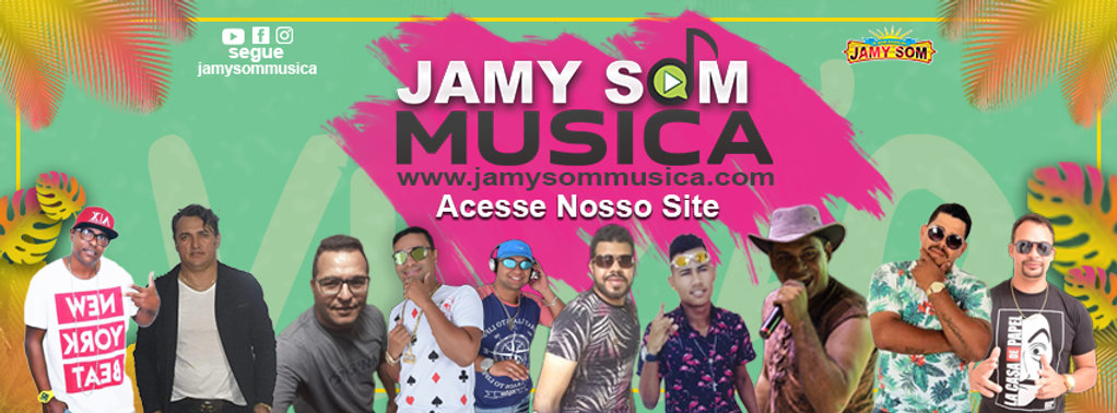 banner oficial jamysommusica para facebo