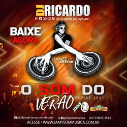 CD SOM DAS PRAIAS DJ RICARDO OFICIL 2021