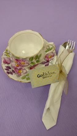 God is Love Tea