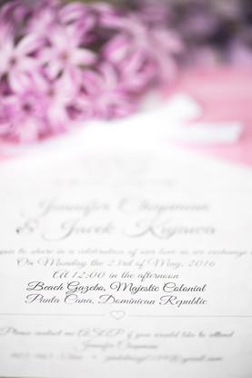 Destination Wedding to Punta Cana, Dominican Republic