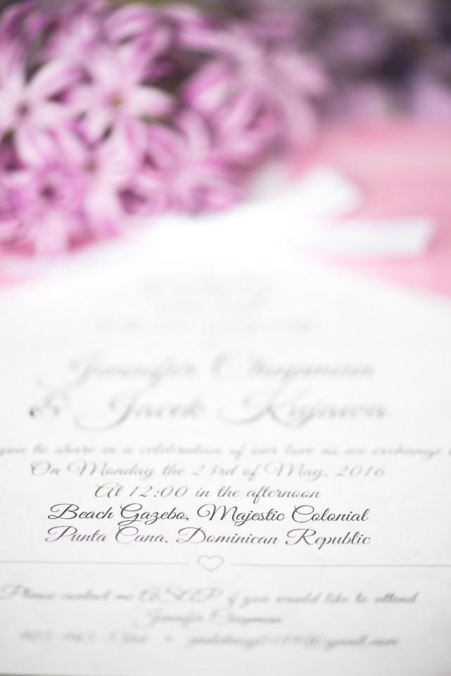 Destination Wedding to Punta Cana from Toronto