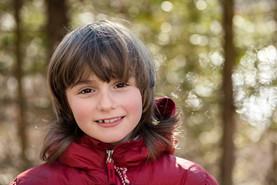 Outdoor Children Photography - Bye, Bye Winter!