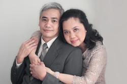 Family Portrait - 25 years anniversary