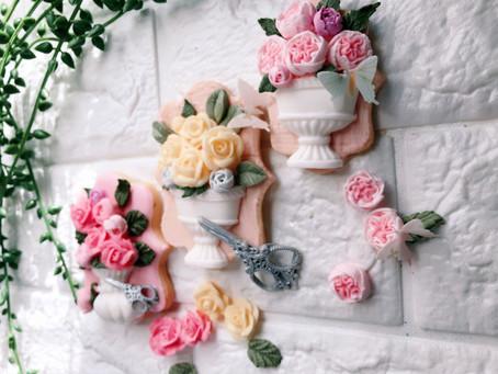 季節のお花を3回で学ぶお花好きのためのコースレッスン