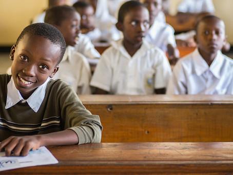L'istruzione, l'unica vera speranza di interrompere il circolo vizioso tra ignoranza e sottosviluppo