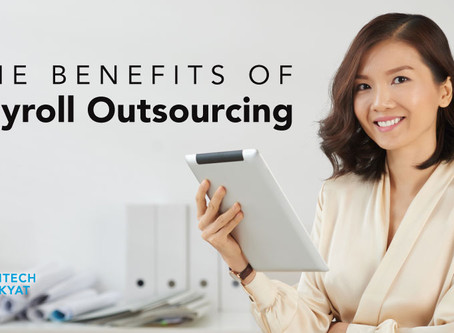 The Benefits of Outsourcing Payroll: Make this ONE change to DIGITISE your Payroll this 2020!