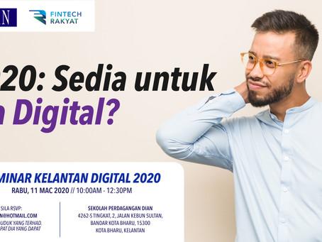 Seminar Kelantan Digital 2020