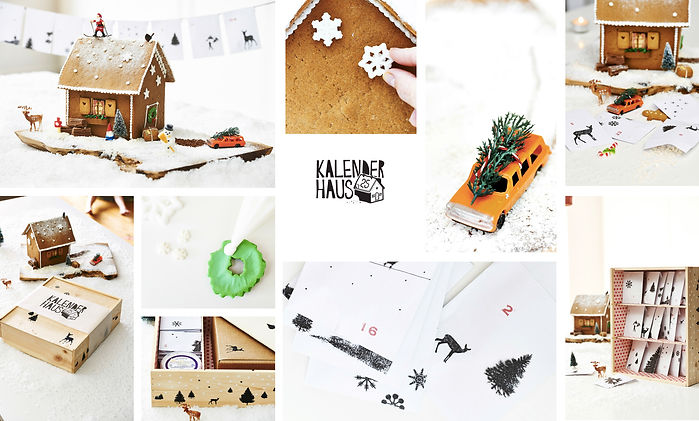 Christmas crafting with your family