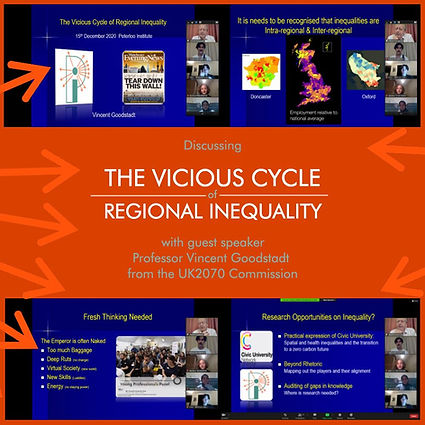 The Vicious Cycle of Regional Inequality