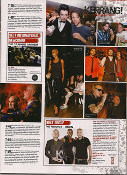 Kerrang Awards 09 2