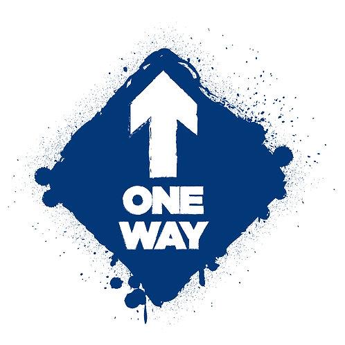 One Way Interior Floor Disc - From £2.85 ex VAT