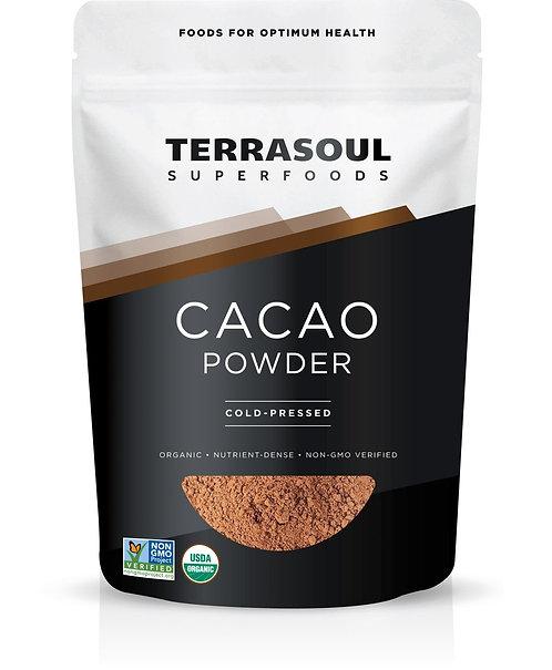 Terrasoul - Cacao Powder (4oz)
