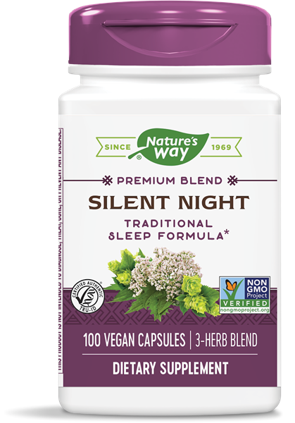 Nature's Way - Silent Night (100 Capsules)