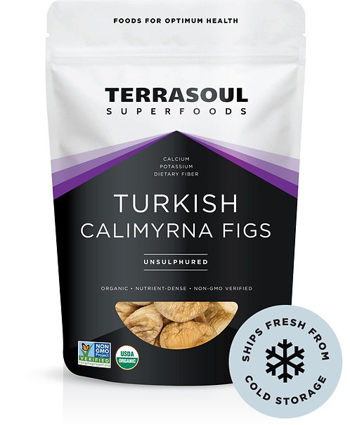 Terrasoul - Calimyrna Figs (32oz)