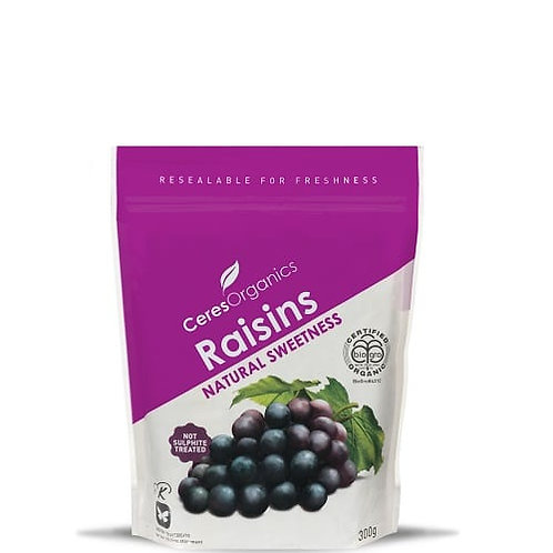 Ceres Organics - Raisins 300g