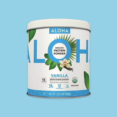 Aloha - Vanilla Protein Powder x15