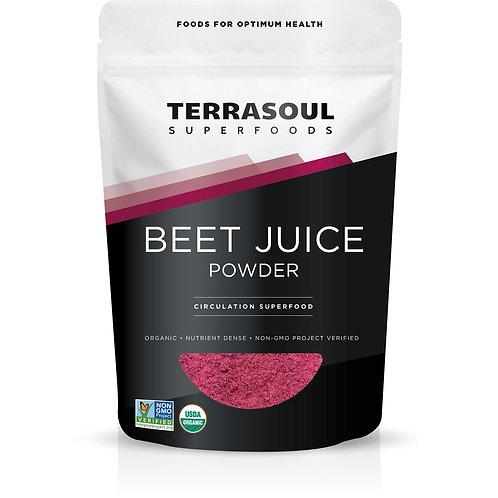 Terrasoul - Beet Juice  (4oz)