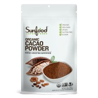 Sunfood - Organic Cacao Powder (8oz)