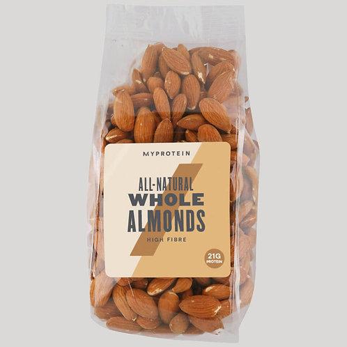 MyProtein - Whole Almonds (400g)
