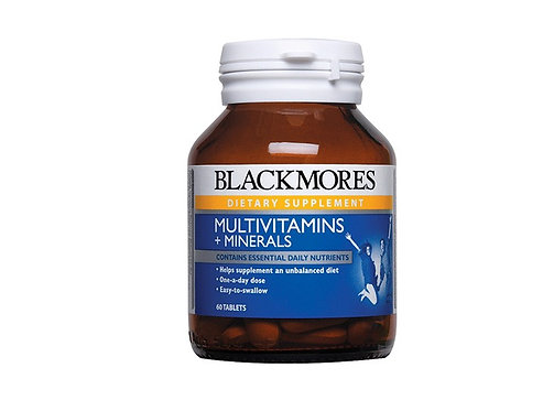 Blackmores - Multivitamins + Minerals (60 tablets)