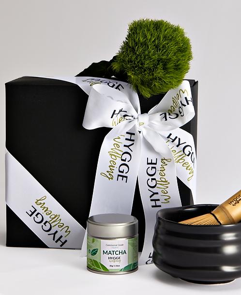HYGGEWellbeing Matcha Gift Set (Ceremonial Grade)