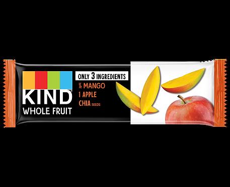 KIND - Mango, Apple, Chia Seeds Bar x12 bars