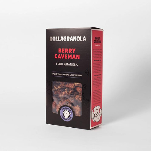 Rollagranola - Berry Caveman (350g)